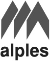 Alples logo
