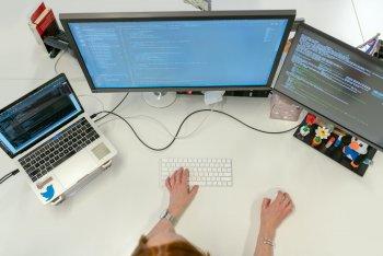 Programiranje nove spletne strani