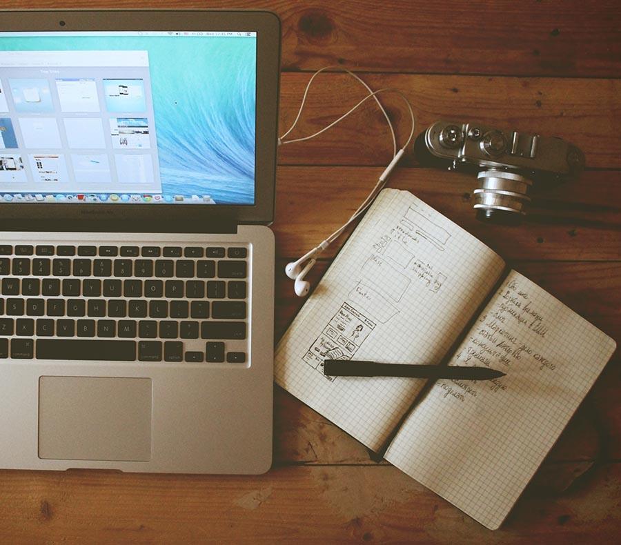Izdelava in optimizacija spletne strani