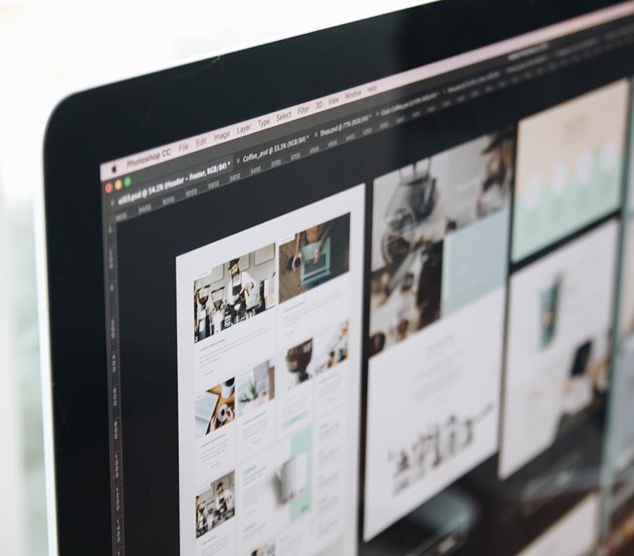 Izdelava spletnih strani in ostale storitve