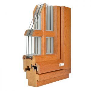 Cena lesenih oken