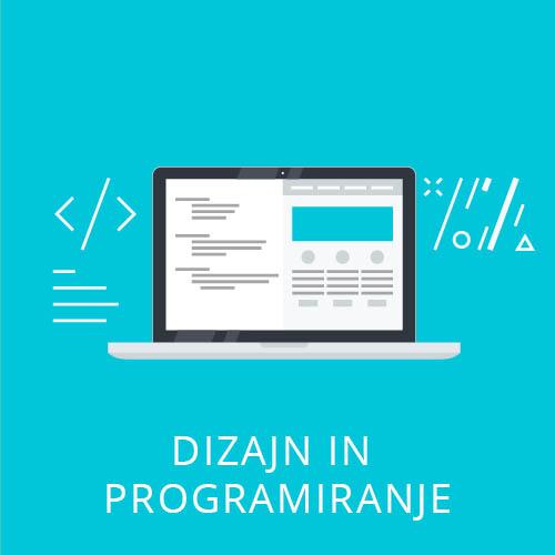 dizajn in programiranje