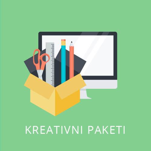 kreativni paketi