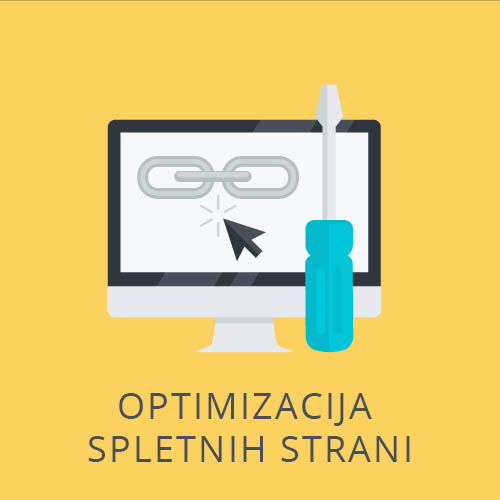 optimizacija spletnih strani