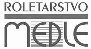 Roletarstvo Medle logo