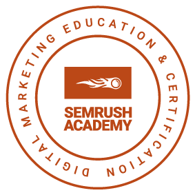 SEMrush digital academy