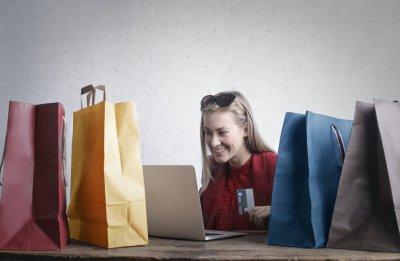 Nakupovanje prek spletne trgovine